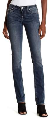True Religion Flap Pocket Straight Jeans
