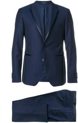 Tagliatore jacquard suit