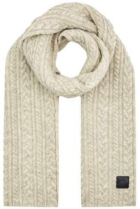 Canada Goose X Mackie Cable Knit Scarf