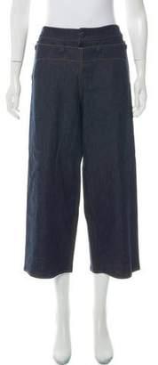 Harvey Faircloth Sailor High-Rise Jeans w/ Tags