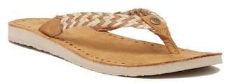 UGG Navie II Braided Sandal