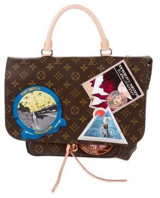 Louis Vuitton Cindy Sherman Camera Messenger Bag