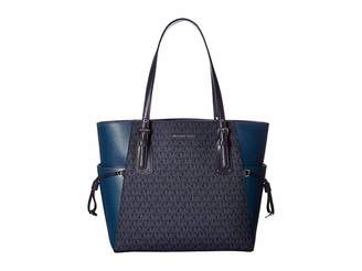MICHAEL Michael Kors Voyager East/West Signature Tote