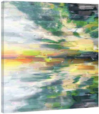 Parvez Taj Color Explosion Premium Canvas Art Print