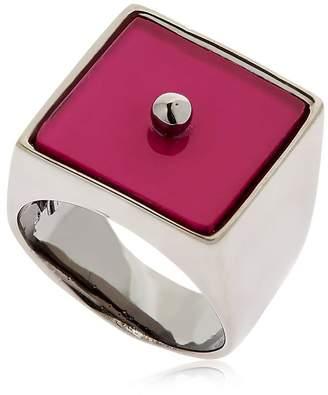 Sylvio Giardina Barock Square Pinky Ring