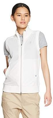Munsingwear (マンシングウェア) - (マンシングウェア) Munsingwear(マンシングウェア) アウターベスト JWLK650 N921(オフホワイト) オフホワイト L