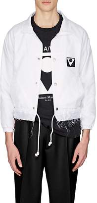 Maison Margiela Men's Nylon Snap Jacket