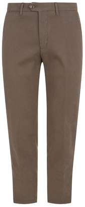Corneliani Straight Leg Chinos