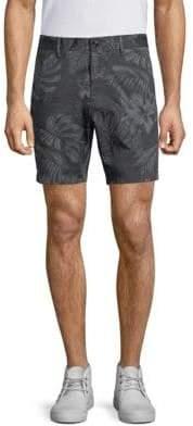Michael Kors Tropical-Print Shorts