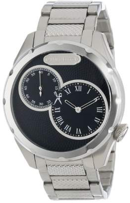 Ecko Unlimited 'The Intersect' Quartz Stainless Steel Casual Watch