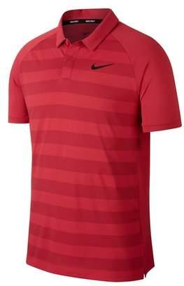 Nike Stripe Polo Shirt