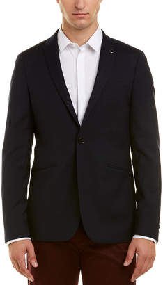 Scotch & Soda Chic Wool-Blend Blazer