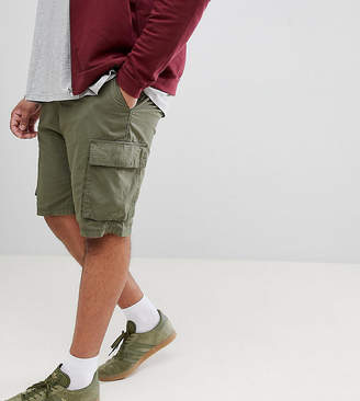 French Connection PLUS Military Cargo Shorts