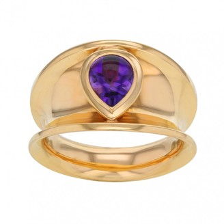 Chopard Purple Pink gold Ring