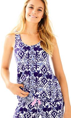 Lilly Pulitzer Knit PJ Tank