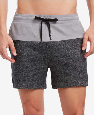2xist Men's Colorblocked Terry Shorts