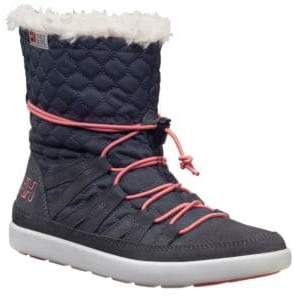 Helly Hansen Women's Harriet Faux Fur-Lined Snow Boots