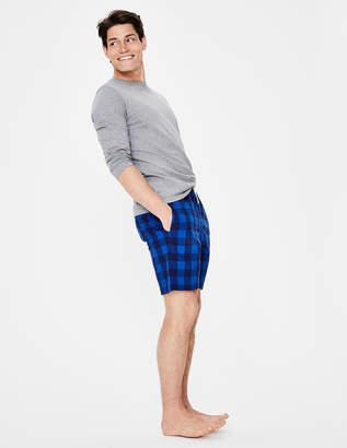 Boden Cotton Poplin Lounge Shorts