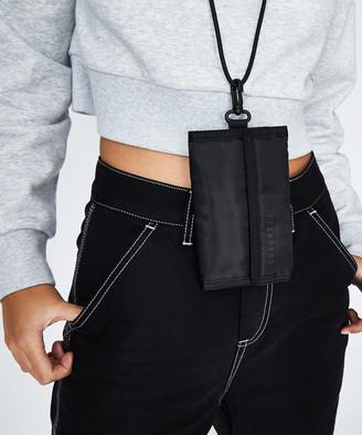 Standard Tactical Neck Wallet Black