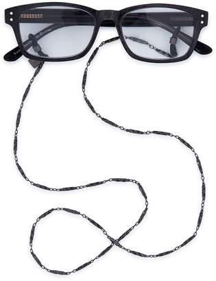 Corinne McCormack Women's Gunmetal Link Glasses Chain, 29