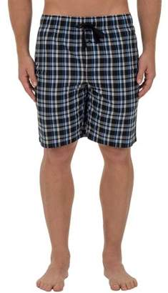 Fruit of the Loom Big Men's Microsanded Woven Sleep Short