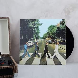 west elm The Beatles - Abbey Road LP