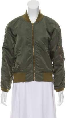 Nlst Lightweight Bomber Jacket