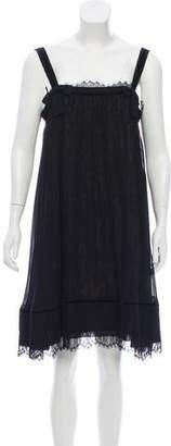 Diane von Furstenberg Nightingale Lace Dress