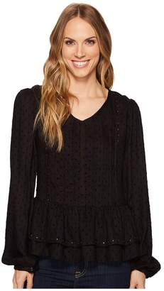 Rock and Roll Cowgirl Long Sleeve B4-4300 Women's Clothing