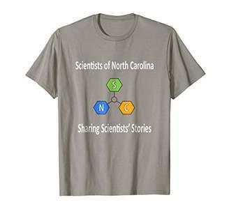 Scientists of North Carolina T-Shirt