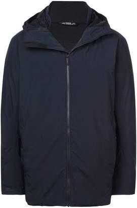 Arc'teryx hooded zipped jacket
