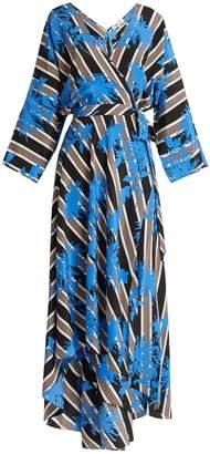Diane von Furstenberg Eloise silk-jersey midi dress