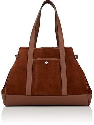 Moynat Paris Women's Regate GM Suede Tote Bag