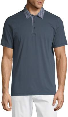 Perry Ellis Men's Pima Cotton Polo