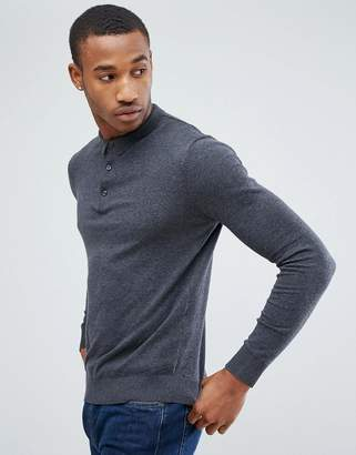 Jack and Jones Knitted Polo
