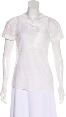 Marc by Marc Jacobs Ruffle Top
