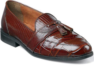 195a87ba39 ... Stacy Adams Santana Printed Tassel Loafers Men s Shoes