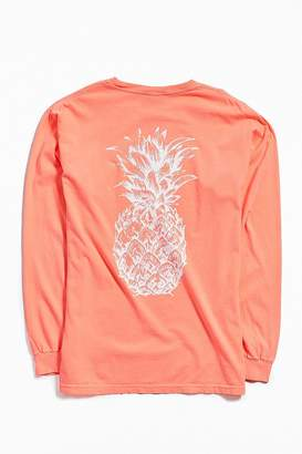 Urban Outfitters Pineapple Long Sleeve Tee