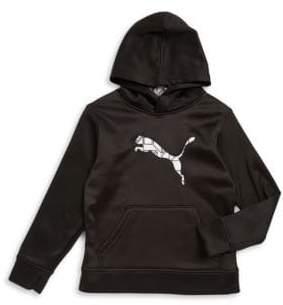 Puma Little Boy's Logo Hoodie