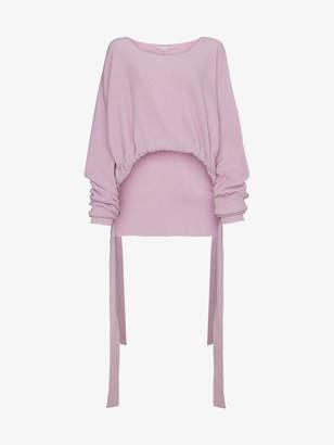 Stella McCartney Violet Knit Jumper