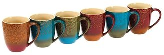 Casa Uno Marakesh Mug (Set of 6)