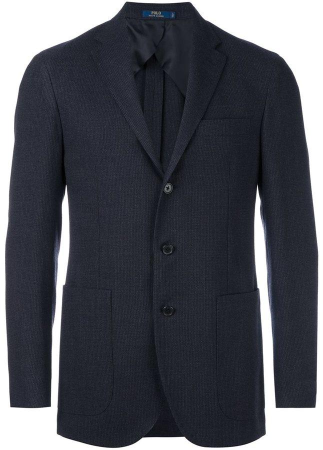 Polo Ralph LaurenPolo Ralph Lauren notched lapel blazer