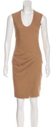 L'Agence Knee-Length Sheath Dress