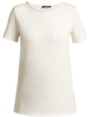 Max Mara Multi C T Shirt - Womens - White