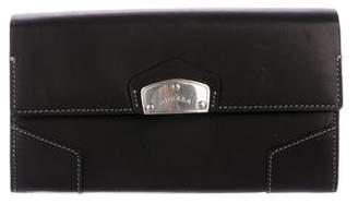 Ghurka Leather Continental Wallet