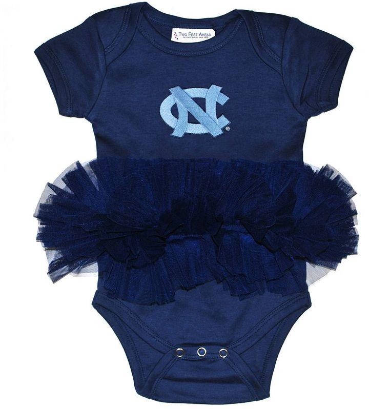 Baby North Carolina Tar Heels Tutu Bodysuit