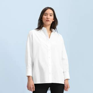 Everlane The Poplin Oversized Shirt