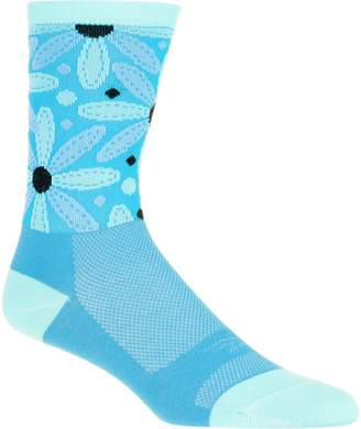 DeFeet Stitch Daisy Sock