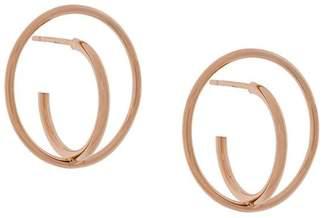 Charlotte Chesnais Saturn small earrings