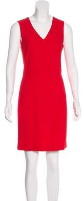 DKNY Sleeveless Fit and Flare Dress